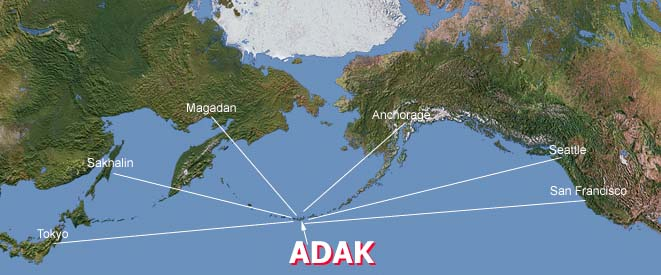 1996 M7 9 Adak Earthquake Alaska Earthquake Center